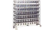 Interchangeable Plastic Caging (IPC) Rack