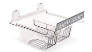 Allentown Plastic Feeder Tray (PFT) with double feeder option.