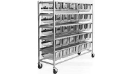 Interchangeable Plastic Caging (IPC) Rack