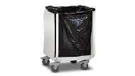 Phantom BDS Bag Caddy option for easy collection and removal of bedding.